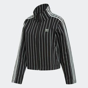 Adidas stripped  jacket